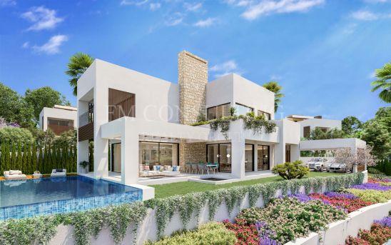 Villas Modernas en un lugar priviligiado