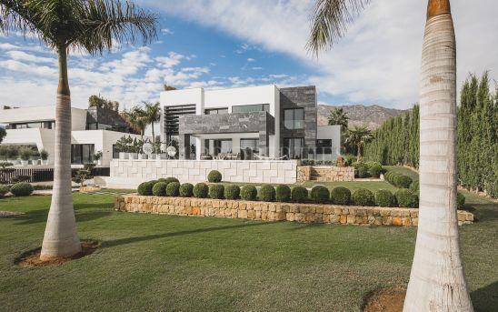 Villa en proyecto exclusivo