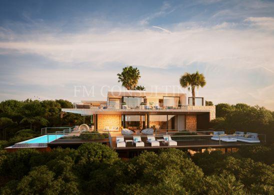 Villa à vendre à Almenara, Sotogrande