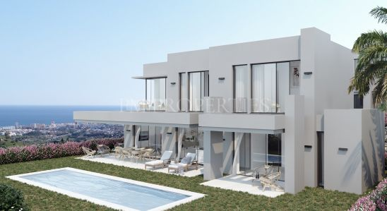 Project of Villas with breathtaking views to the sea & mountain