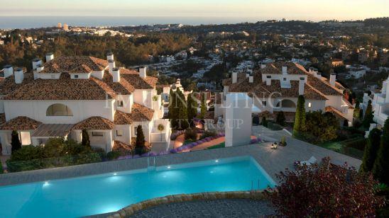Atico en venta en Nueva Andalucia, Marbella