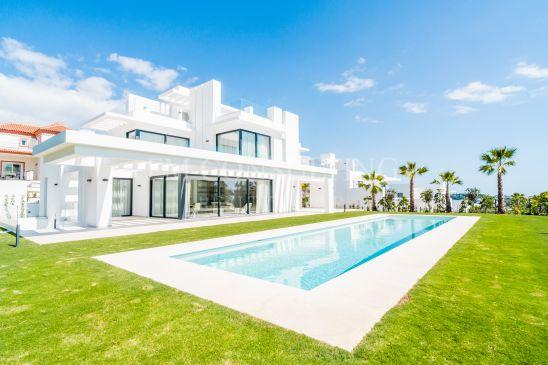 Espectacular Villa con vista al mar
