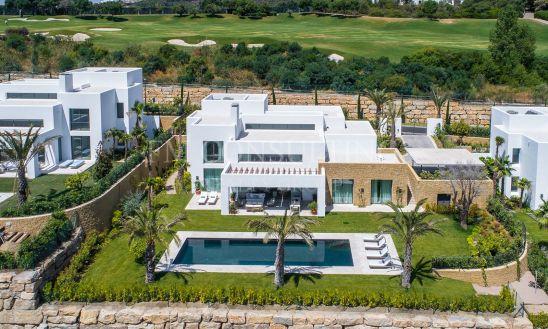 Villas in the most exclusive area