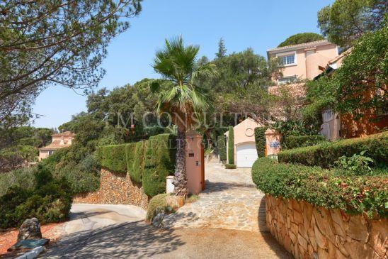A quality built, traditional villa