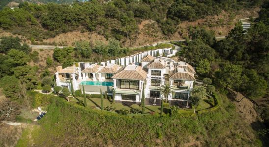 La Zagaleta mansion for sale, stunning views over the golf course