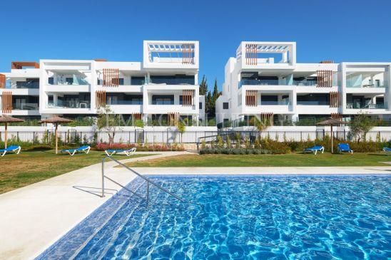 Apartamento Planta Baja en venta en Cancelada, Estepona