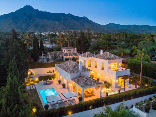Villa en una ubicación privilegiada
