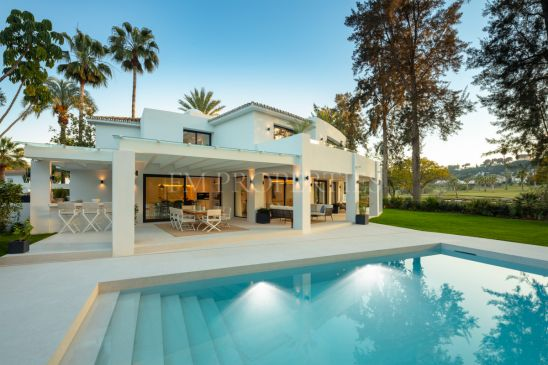 Stunniung Villa in one of the best golf course