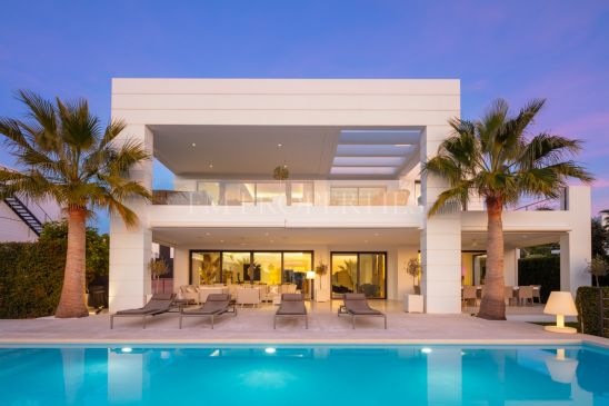 Impresionante villa