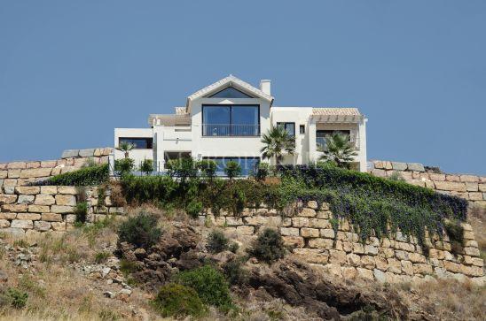 Villa Mediterránea con maravillosas vistas al Mar