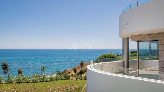 9440 metros cuadrados en una ubicación privilegiada de la Costa del Soltransformada en un complejo residencial icónico que traerá nuevos estándaresde calidad a la Costa de Mijas.