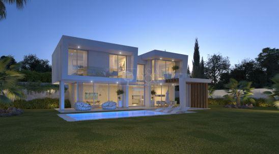 Icon Marbella, espectaculares villas rodeadas de campos de golf en Marbella Este