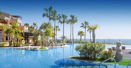 Mar Azul, exclusivos apartamentos con acceso directo a la playa en Estepona