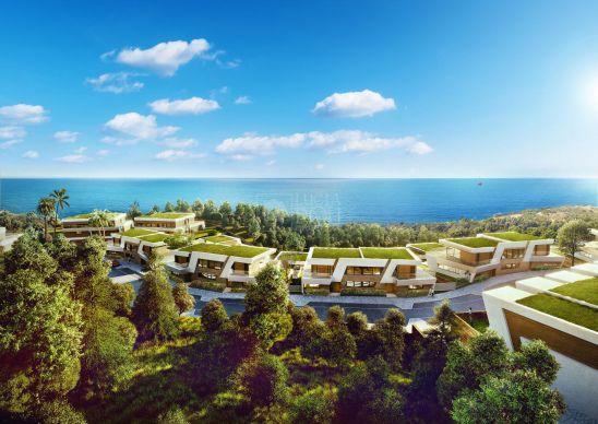 Eden by Kronos Homes, exclusivas casas adosadas con impresionantes vistas al mar en Mijas Costa