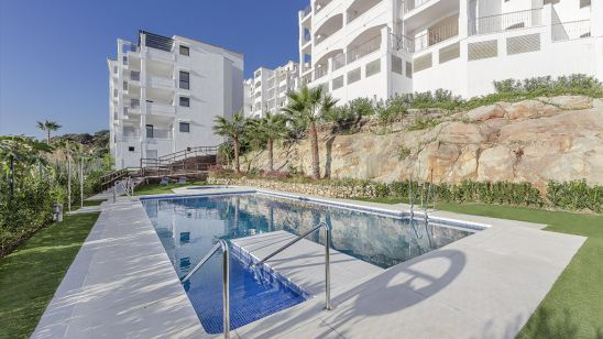Residential complex of 74 spacious and spacious apartments with panoramic views of the Mediterranean Sea