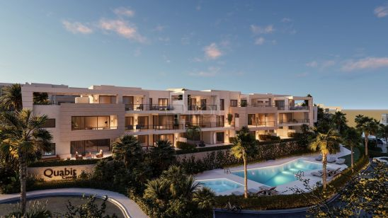 Apartments and penthouses with Golf views in Casares Costa