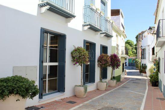 Nueva promoción de 6 exclusivos apartamentos a la venta en el Casco Antiguo de Marbella