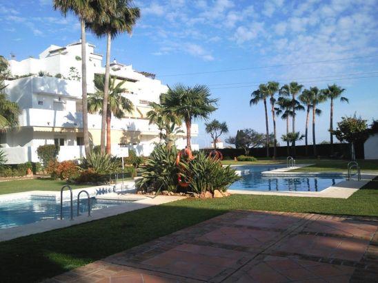 Atico Duplex en venta en Marbella Golden Mile, Marbella
