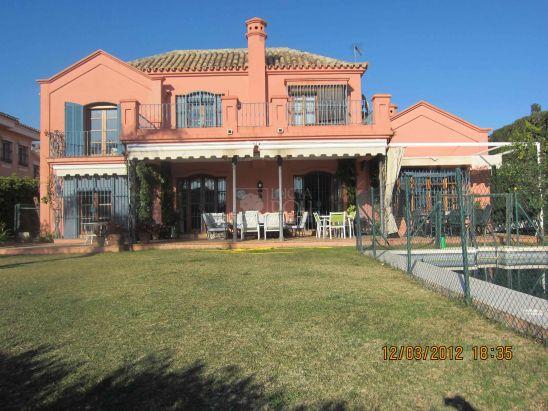 Villa en venta en Marbella Centro, Marbella, Marbella