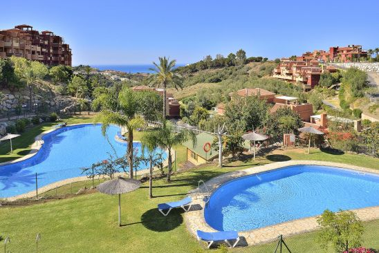 Apartamento en venta en La Reserva de Marbella, Marbella Este, Marbella