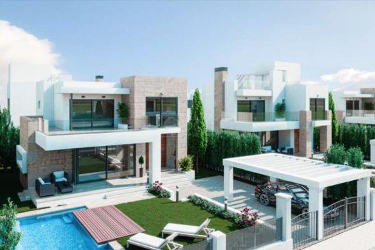 Parcela Residencial en venta en Cancelada, Estepona