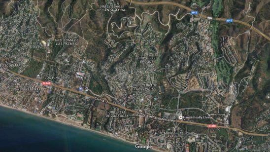 Parcela en venta en Elviria, Marbella Este, Marbella