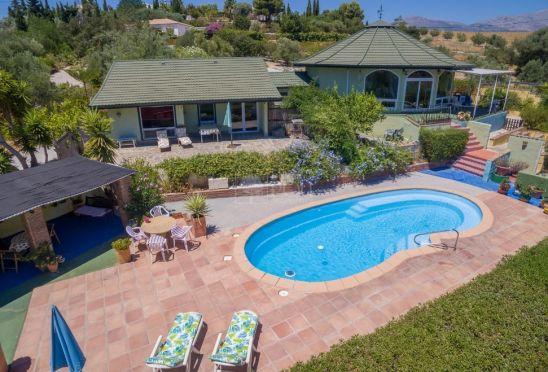 Villa en venta en Malaga