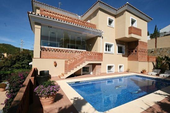 Villa en venta en Torrenueva, Mijas Costa