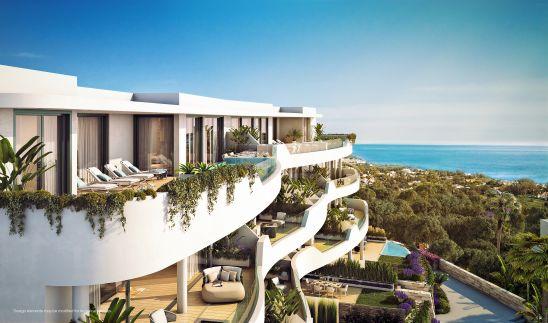 Moderna Promoción de Apartamentos y villas en Fuengirola