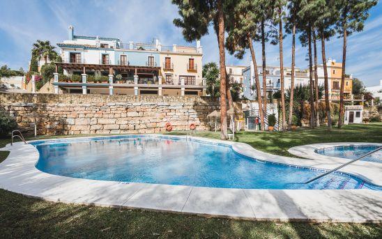 Adosado en venta en Marbella Golden Mile, Marbella