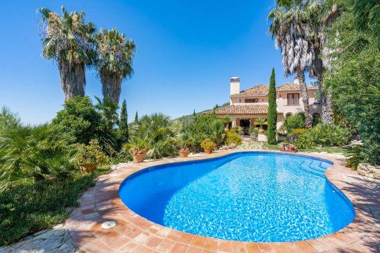 Villa en venta en Gaucin