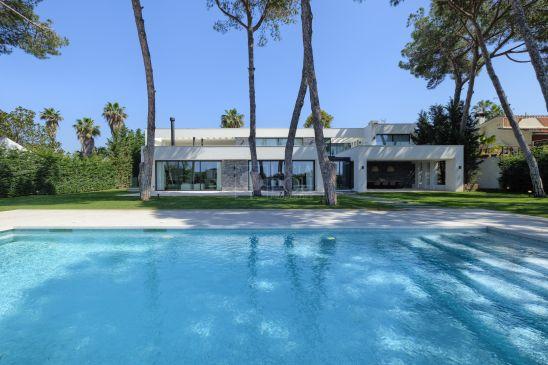 Villa en venta en Marbella Este, Marbella