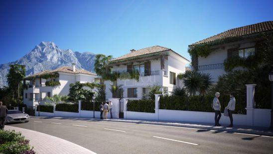 Duplex en venta en Marbella Golden Mile, Marbella