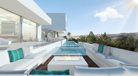 Villa en venta en Mijas Costa