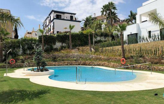 Apartamento Planta Baja en venta en Marbella Golden Mile, Marbella