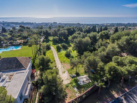 Parcela en venta en Marbella Golden Mile, Marbella