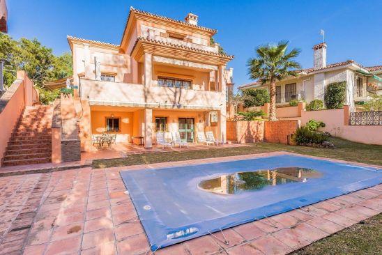 Villa for sale in Marbella Centro, Marbella, Marbella