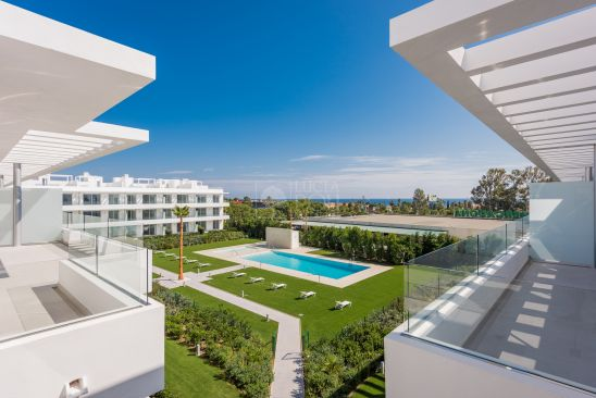 Duplex Penthouse for sale in Cancelada, Estepona