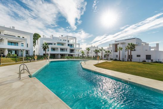 Duplex Penthouse for sale in New Golden Mile, Estepona