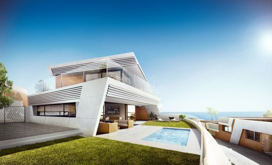 Town House for sale in Mijas