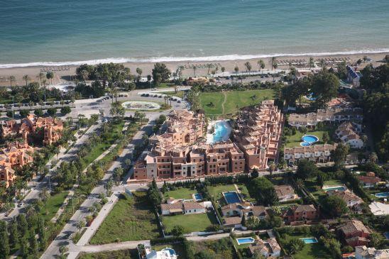 Apartamento en venta en Casablanca Beach, San Pedro de Alcantara