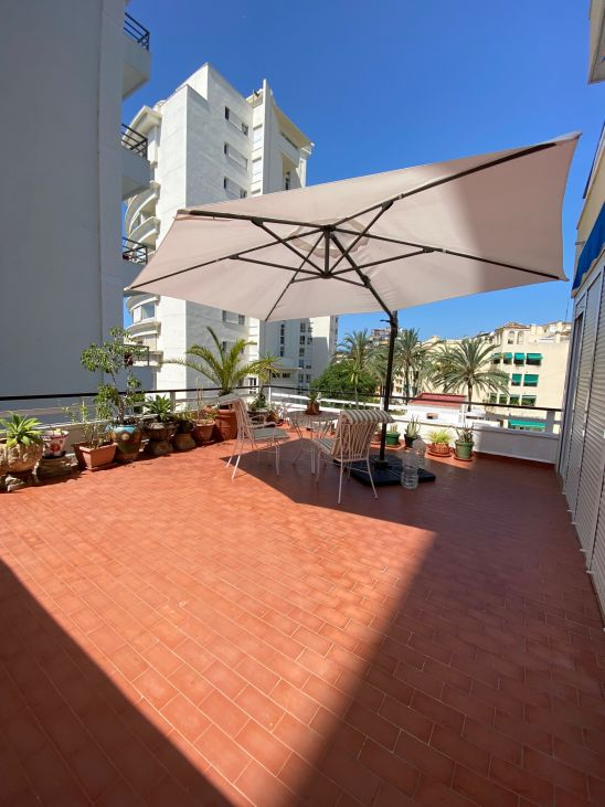 Apartment in the center of Marbella, just a few steps from the beach