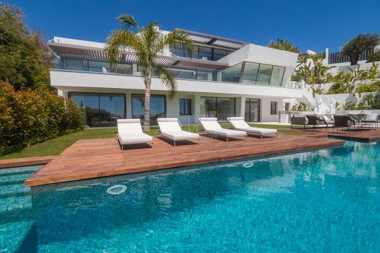 Villa en venta en La Quinta, Benahavis
