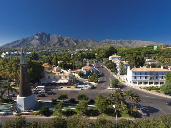 Ático situado en una de las mejores ubicaciones de Marbella