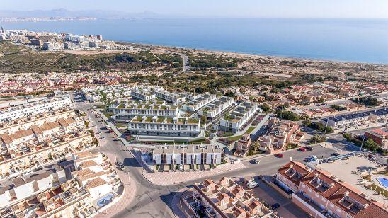 Iconic, apartamentos contemporáneos con vistas al mar en Gran Alacant, Alicante