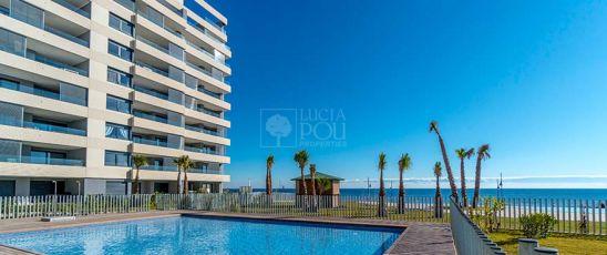 Panorama Mar, apartamentos en primera línea de playa en Punta Prima, Torrevieja