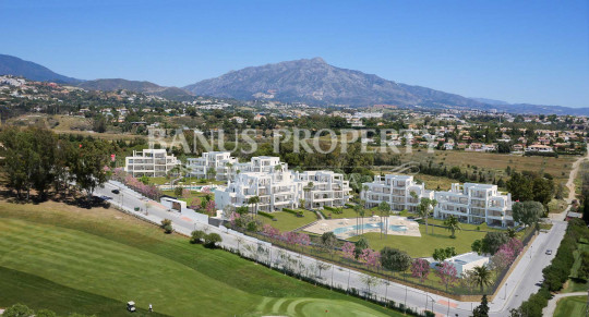 Marbella - Puerto Banus, Brand new modern 2 bed apartment for sale 5 minutes' drive from Puerto Banus