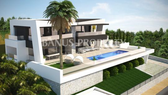 Marbella - Puerto Banus, Brand new 5-bedroom golf villa for sale in Nueva Andalucia