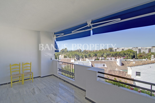 Marbella - Puerto Banus, 1-bedroom luxury apartment for sale in Medina Garden, Puerto Banus