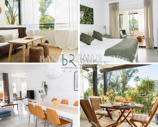 Marbella - Puerto Banus, Luxurious 2 bedroom apartment in Medina Garden - Puerto Banús